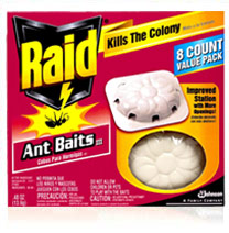 Most Ant Traps Contain Peanuts