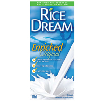 Rice Dream - NUT, SOY, OAT/GLUTEN ALLERGY ALERT