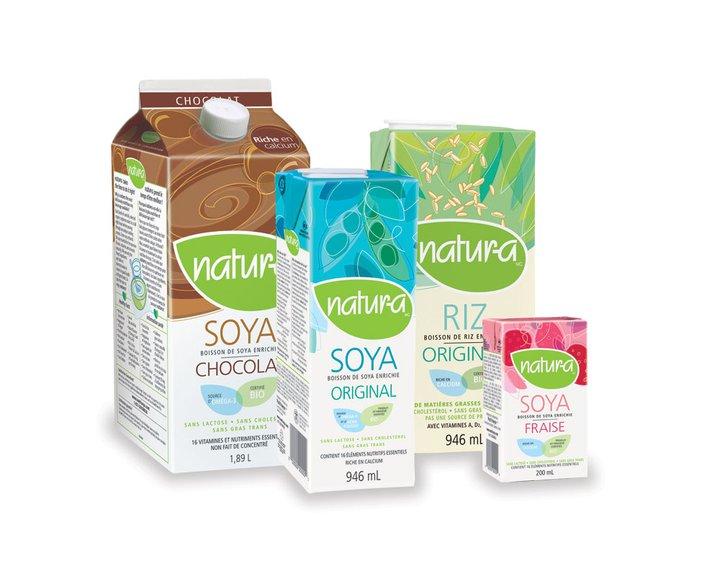 Natur-a Brand Milks - SOY & NUT ALLERGY ALERT!