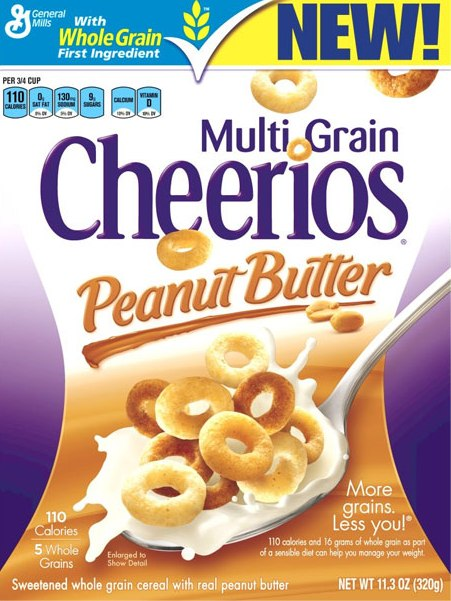 New Peanut Butter Cheerios: General Mills' Allergen Safety Statements Create More Questions Than They Answer