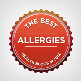 HealthLine 19 Best Allergy Blogs of 2012