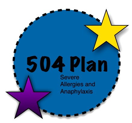 Sample 504 Plan, Free To Click And Print