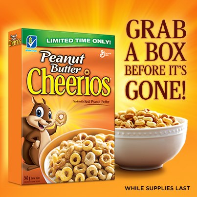 Peanut Butter Cheerios Are Coming To Canada: Does This Mean Cheerios Products Are No Longer Safe For Peanut Allergic Consumers?