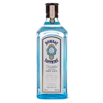 ALLERGY ALERT: Bombay Sapphire Gin Contains Tree Nuts