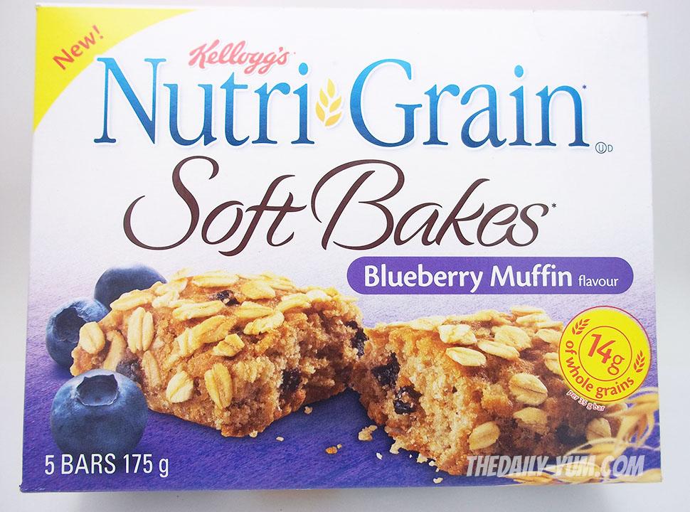 Allergy Alert: Kellogg's Nutri Grain Soft Bakes Contain Peanuts And Almond Flour