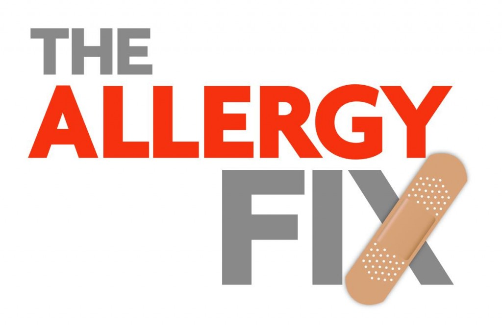 The Allergy Fix Logo