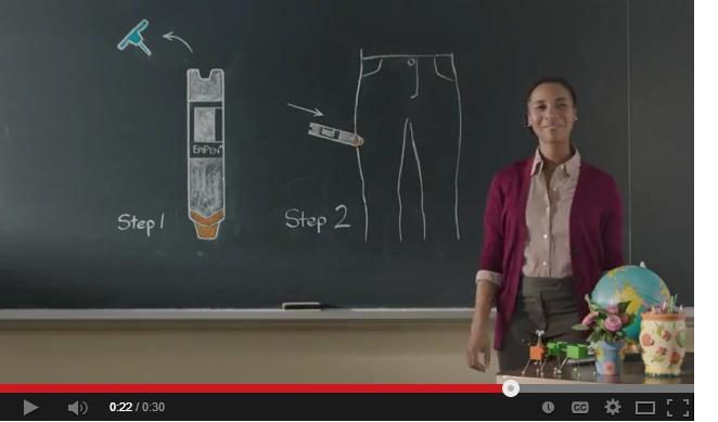epipen commercial 2014