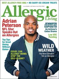 allergic living cover
