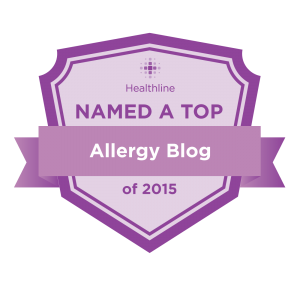 healthline best allergy blog 2015