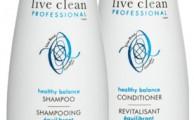 live clean shampoo - Allergen Alert
