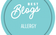 Elizabeth Goldenberg Onespot Allergy 2017 Editors' Choice Winner of Healthline Best Allergy Blogs Award